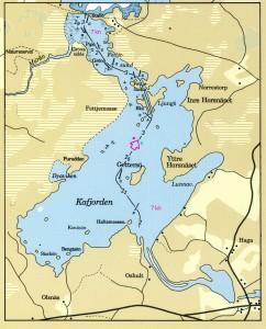Fartbegänsning Kafjorden
